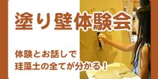 塗り壁体験会