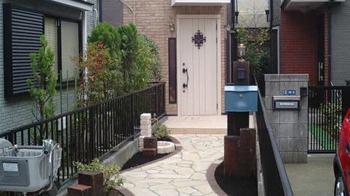 一緒に決めながら玄関を改築して、お客様もリフォーム工事を楽しめます!