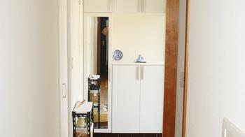 自然素材で収納力のある使いやすい家に変化しました。