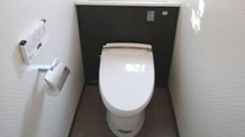 物で溢れていたトイレがこんなにスッキリするなんて!大満足です。
