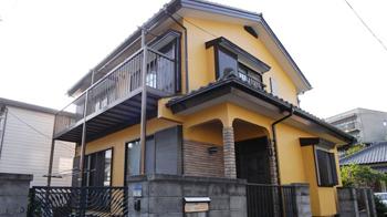 地震に強く住む人に優しい、長く住める家になりました。