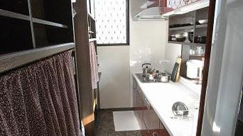 キッチン、水まわりが綺麗に過ごしやすくなりました!