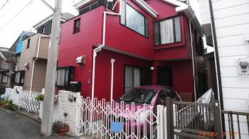 外壁・屋根を自分好みの色にしていただいて、お家の耐久性も上がって安心です。